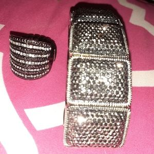 Jewelry - Fashion ring and bracelet